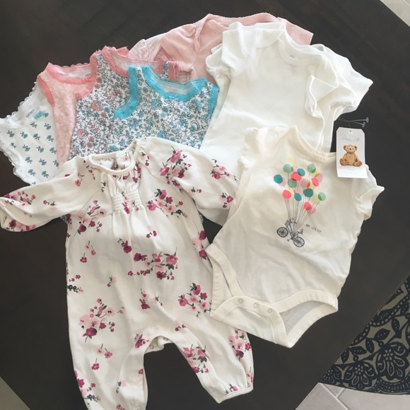Clothing, Shoes & Accessories 0-3 Lot Of 13 Pcs Of Clothing For Babies Sz